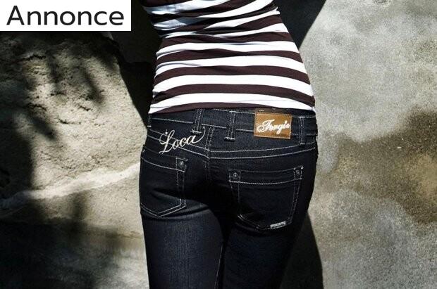 De perfekte jeans