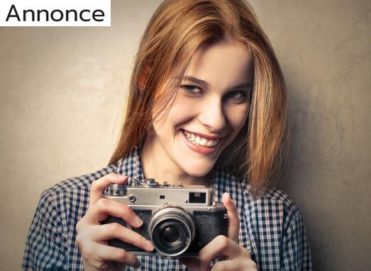 Et digitalkamera kan være af høj billede- så vel som modekvalitet