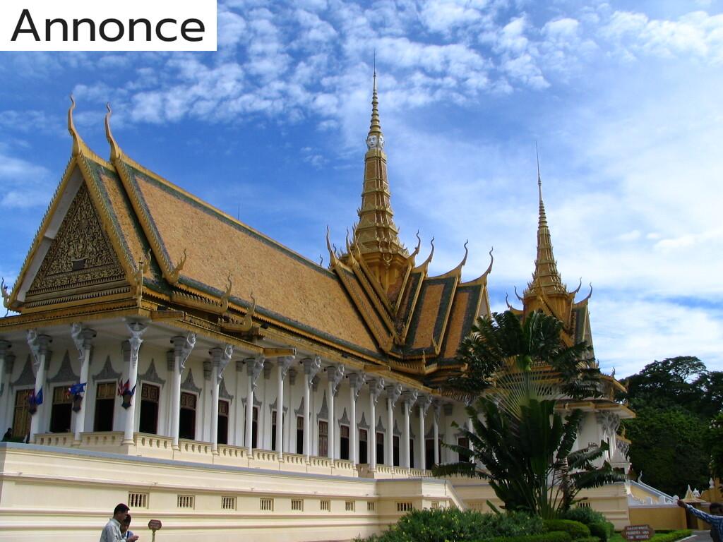 Derfor skal din næste rejse gå til Cambodia