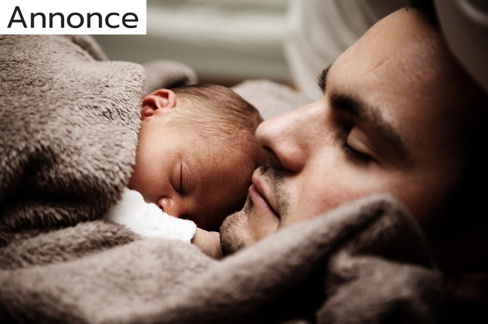 Tre ting der giver din baby en bedre nattesøvn