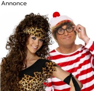 Bliv klar til årets karneval med moderigtige kostumer
