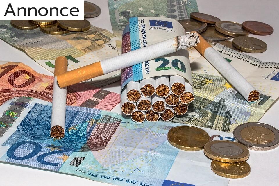 Få råd til mere 'lugsus' i hverdagen som ryger