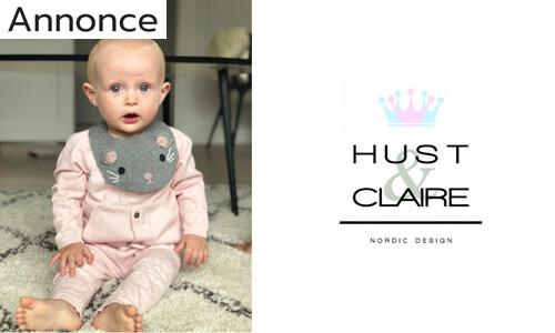 Hust & Claire – børnetøj med holdning