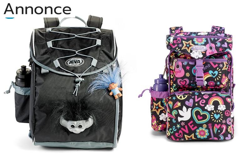 3 grunde til hvorfor dine børn skal have skoletasker fra Jeva