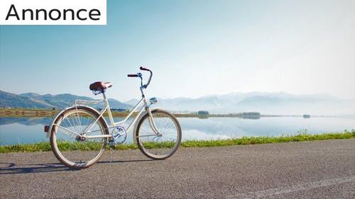 Giv dig selv medvind på cykelstien