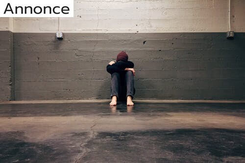 Få kontrol over de depressive tanker