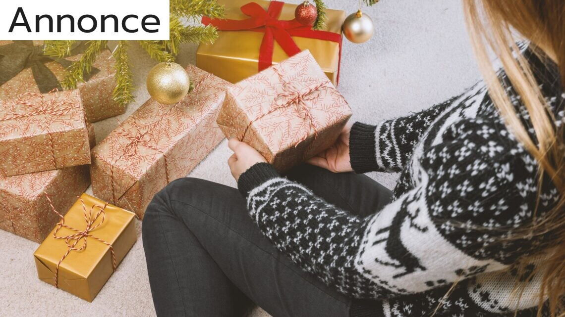 Kom i julestemning med den perfekte sweater