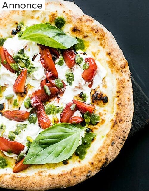 Inviter dine venner og familie over på hjemmelavet pizza