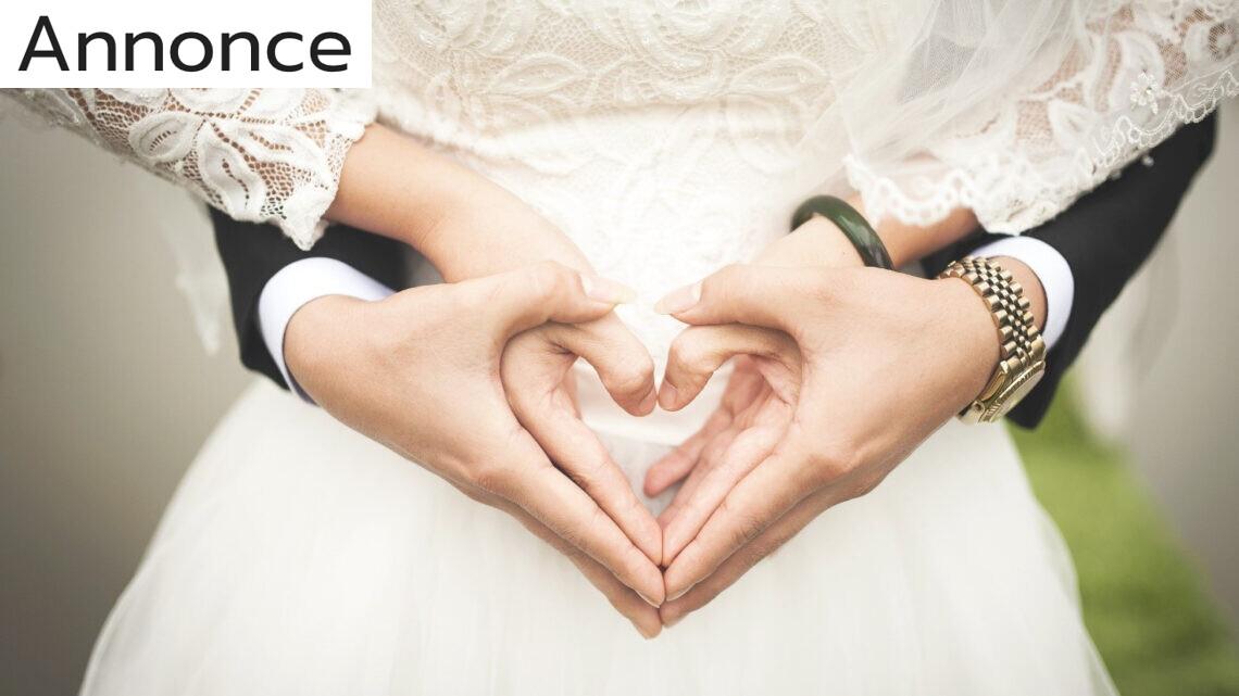 4 gode råd til at finde den helt rigtige bryllupsfotograf