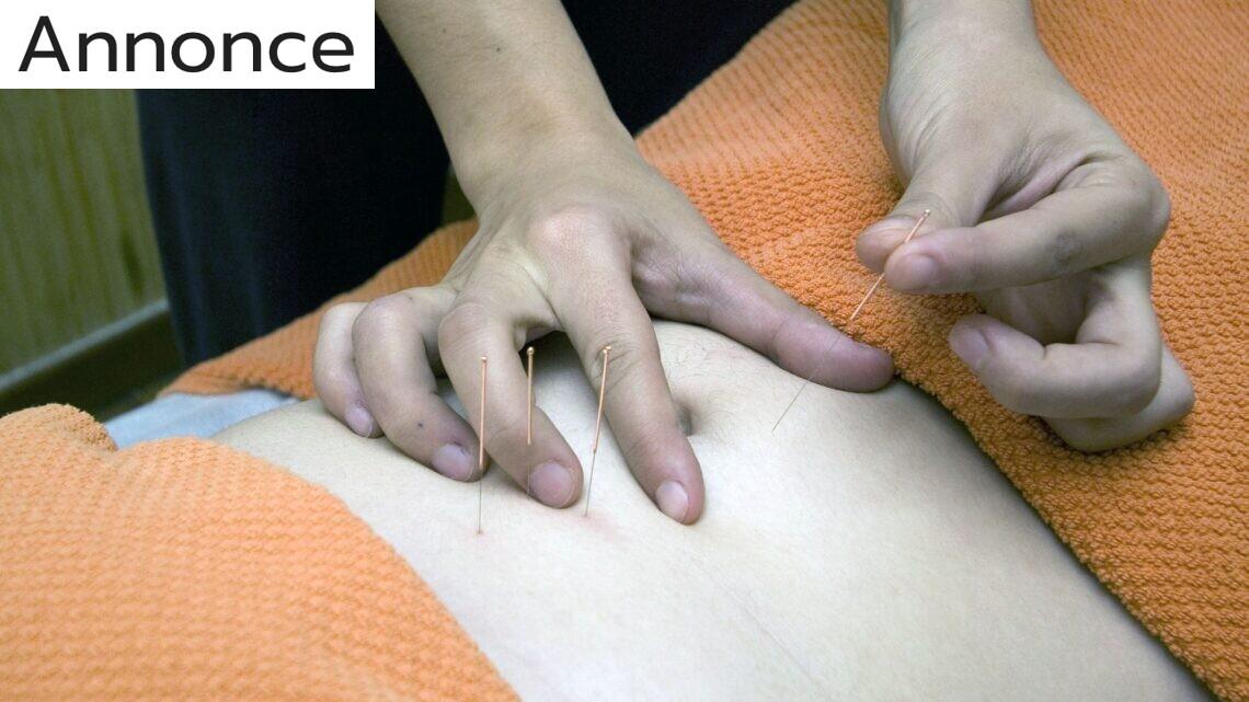 Akupunktur uddannelse i Århus
