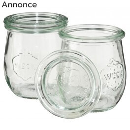 Patentglas – populære små glas