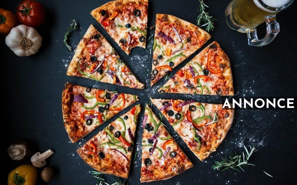 Sådan sætter du dit helt eget pizzeria op