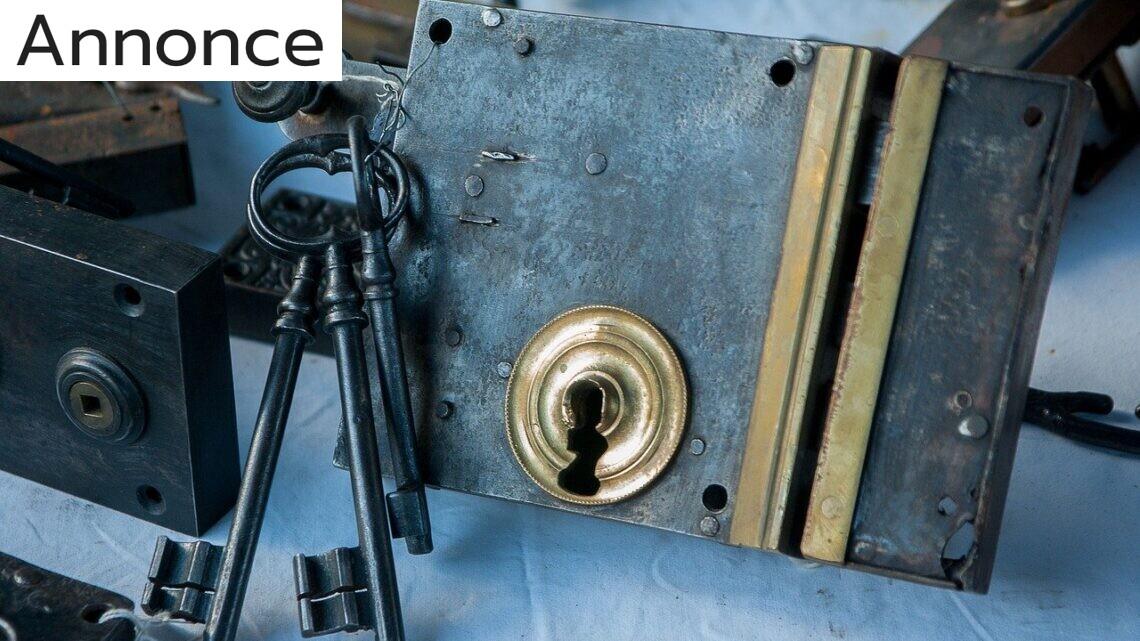 Hvad karakteriserer en god låsesmed?